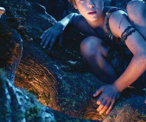 peter pan, jeremy sumpter, and disney image