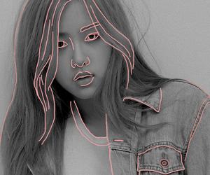 asian, jenny, and korean image