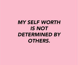 quotes, pink, and empowerment image