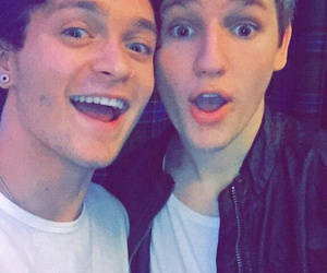 the tide, the vamps, and connor ball image