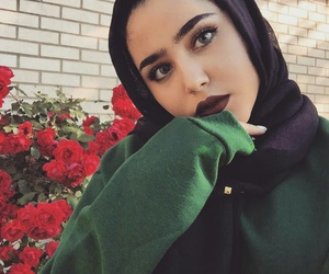 pretty, color, and muslim image