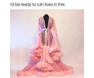 fashion, pink, and Queen image