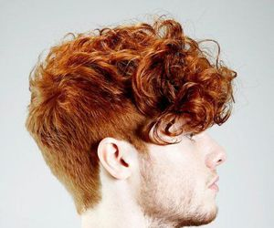 boy, hair, and redhead image