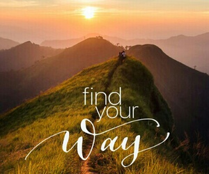 frasi, quotes, and find your way image
