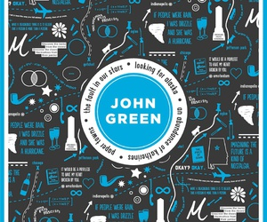 john green, tfios, and quote image