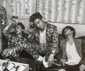 bigbang, g-dragon, and kpop image
