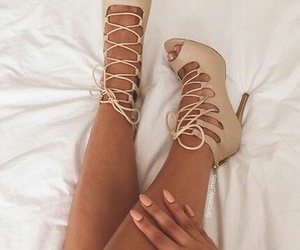 classy, fashion, and nails image