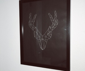 deer, design, and diy image
