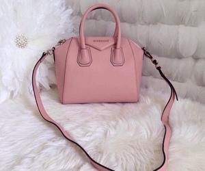 pink, bag, and Givenchy image