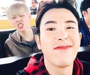 u-kwon, p.o, and block b image