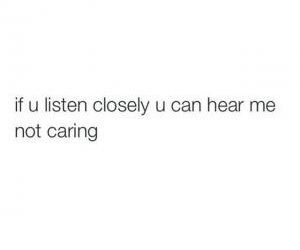 caring, listen, and thoughts image