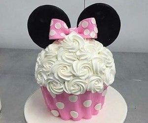 cupcake, cake, and beautiful image