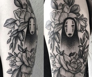 anime, ink, and body modifications image