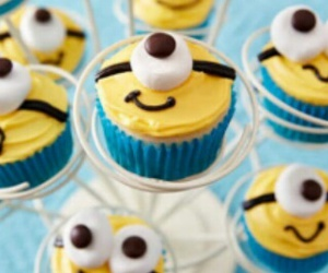 cupcakes, cute, and cute+cupcakes image