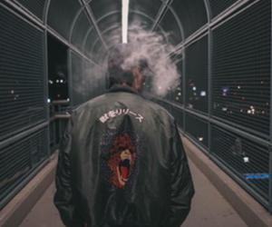 smoke and grunge image