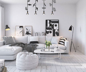 apartment, home, and ideas image