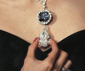 diamond, jewelry, and luxury image