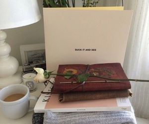 aesthetic, book, and tumblr image