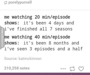M, tv shows, and 20 mins image