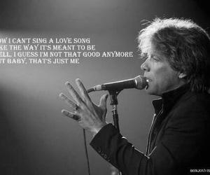 always, bon jovi, and Lyrics image