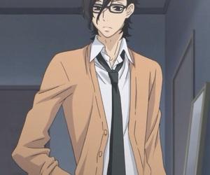 anime, boy, and say i love you image