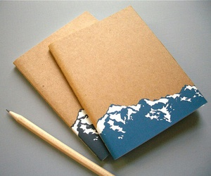 notebook and back to school image