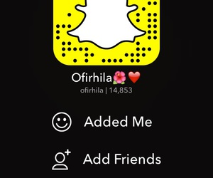 snapchat, addme, and snapcode image