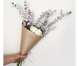 beauty, bouquet, and flowers image