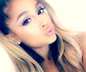 beauty, trend, and ariana image