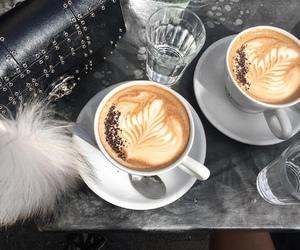 coffee, chanel, and fashion image