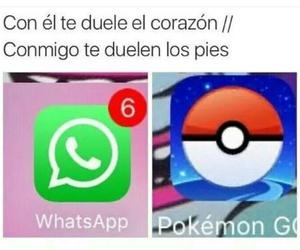pokemon, meme, and whatsapp image