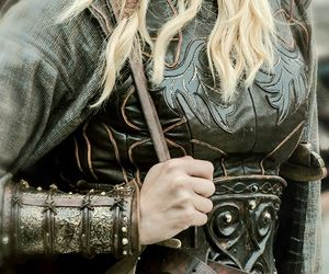 shield maiden and lady warrior image