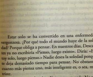 amor, frases, and lonely image