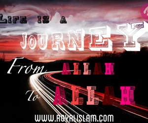 allah, belief, and islamic quotes image