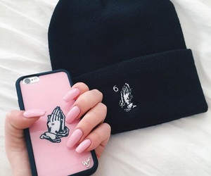 6, beanie, and fashion image