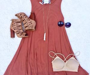 dress and glasses image