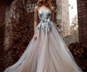 dress, beauty, and paolo sebastian image