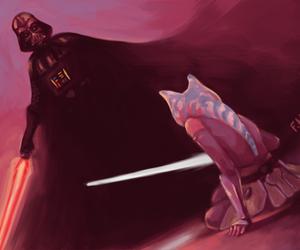 Anakin Skywalker, art, and star wars rebels image