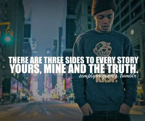 quotes, truth, and tumblr image