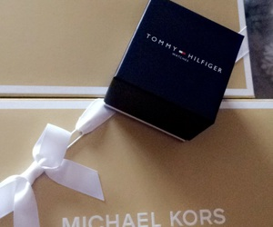 Michael Kors and tommy hilfiger image
