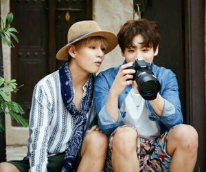 v, bts, and a.r.m.y image