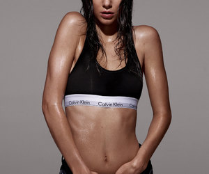 kendall jenner, Calvin Klein, and Kendall image