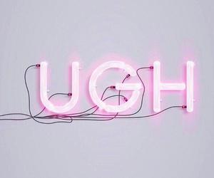 pink, ugh, and light image