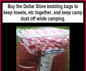 camping, good to know, and camping tips image