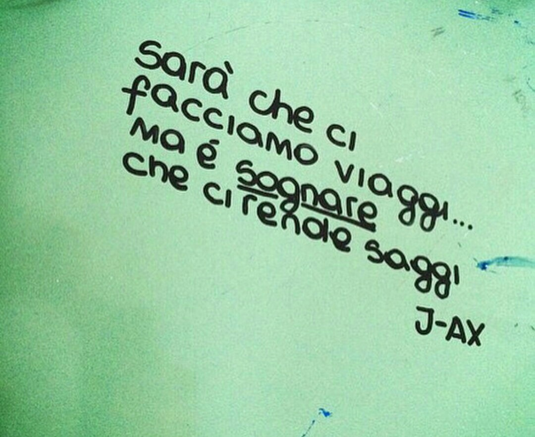 Frasi Rap J Ax.Image About Frasi Citazioni In J Ax By Irene97