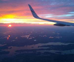 colorful, Flying, and finland image