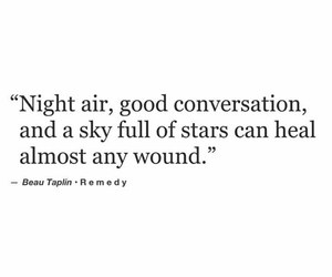 quotes, heal, and stars image