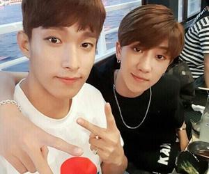 Seventeen, DK, and kpop image