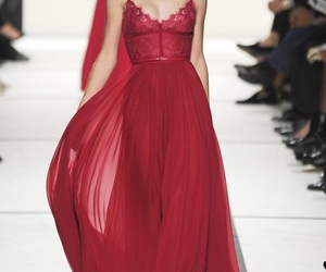 elie saab and red image