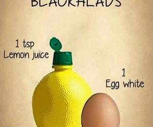 clear blackheads image